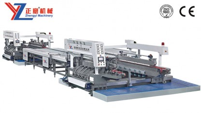 Pencil Double Edger Processing Line