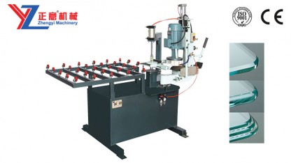 Glass Fillet Machine