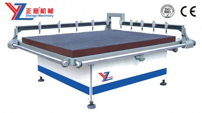 Glass Manual Precision Cutting Table