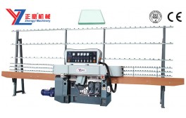 ZM4325 Glass straight line edging machine