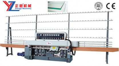 ZM9325 Glass straight line edger machine