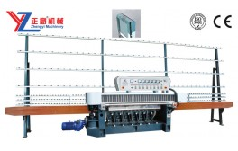 ZYM6320 Glass straight line round edging machine