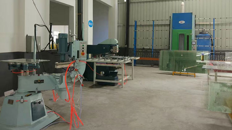 ZDYM1320 Glass Shape Machine