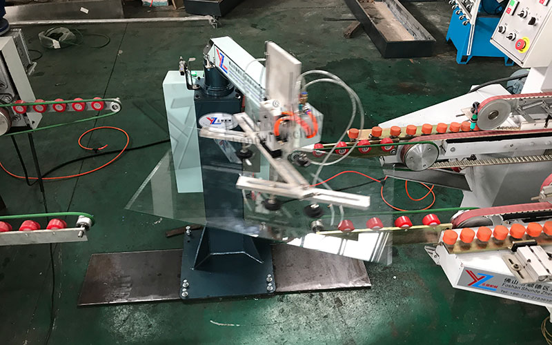 Automatically Robotic Transfer Table is working 2