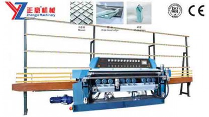 glass beveling machine